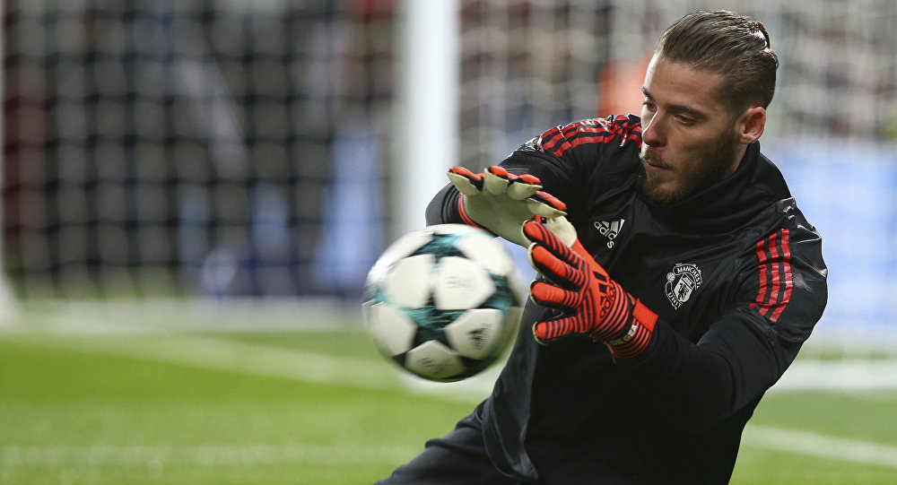 De Gea felt 'unstoppable' during Man Utd's win over Arsenal