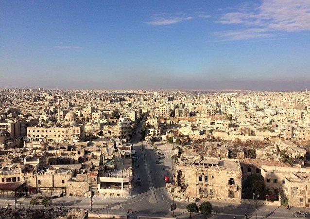 Aleppo view
