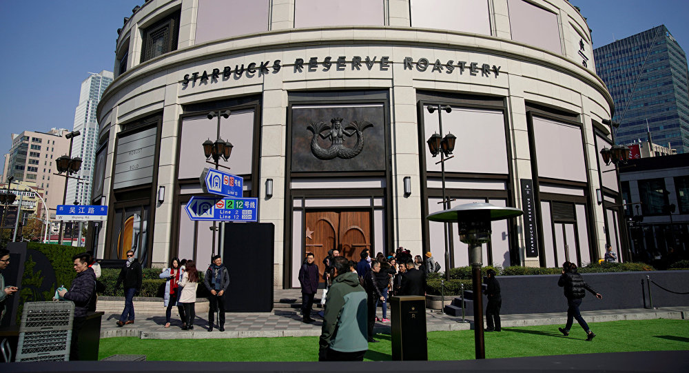 Starbucks continues Chinese expansion with huge luxury outlet in Shanghai