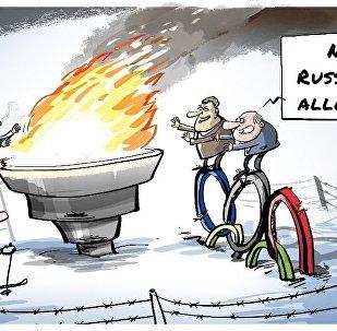 No Russian