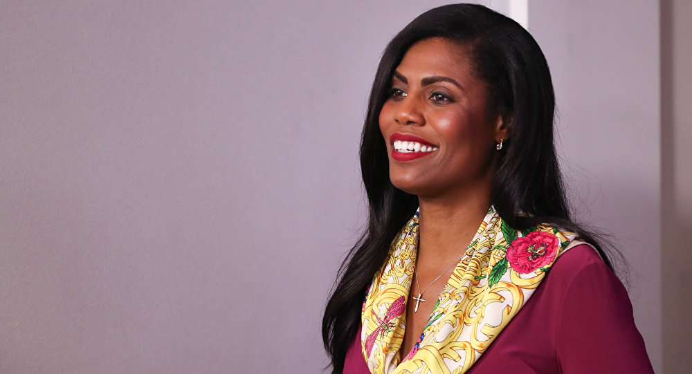 Omarosa Manigault Slams Report That She Was Fired