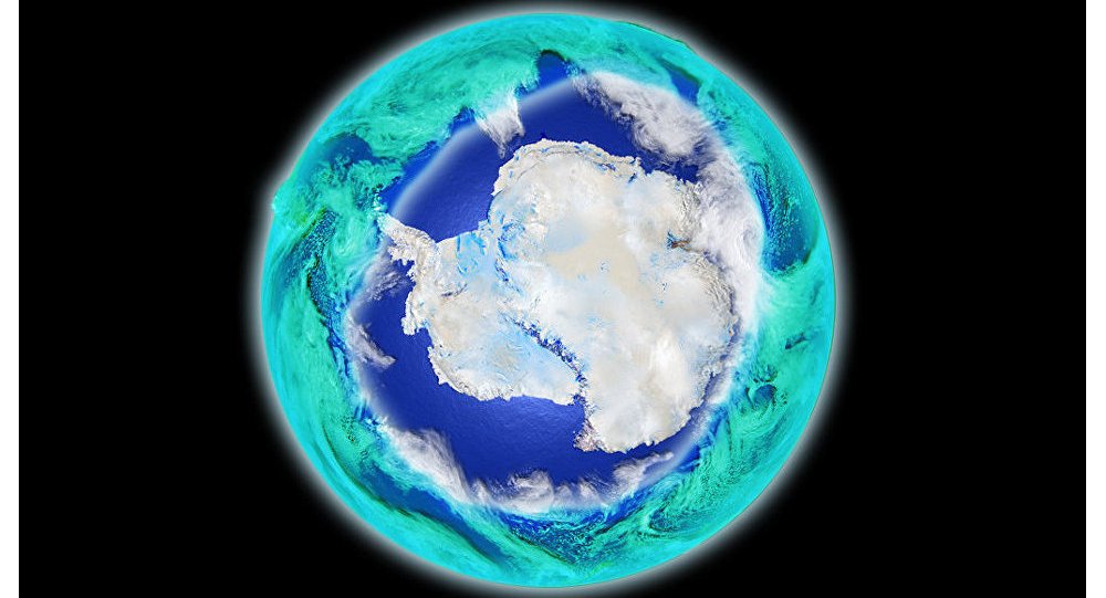 Scientists: Someone is manufacturing banned, ozone-destroying chemical
