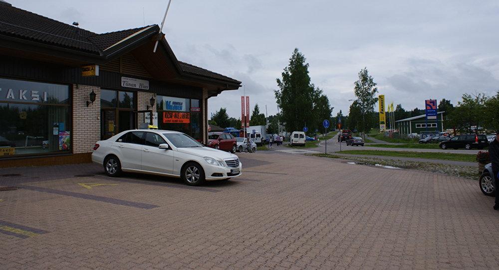 Sysmä city center