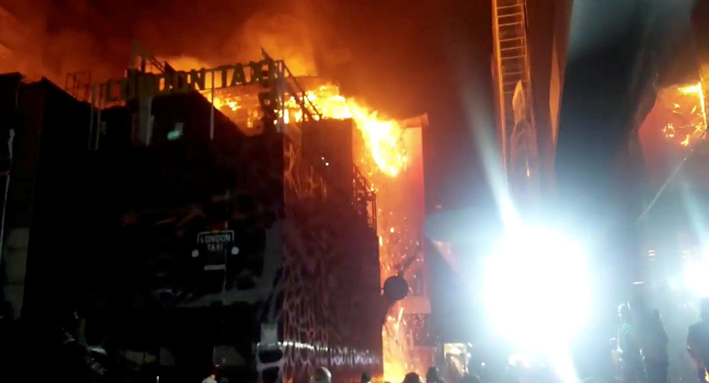 Massive Blaze in Mumbai Residence Kills Four, Dozens Injured