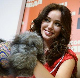 Anastasia Kostenko. File photo