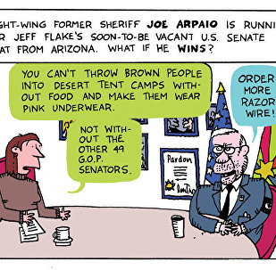 Pardon Me? The Return of Arpaio