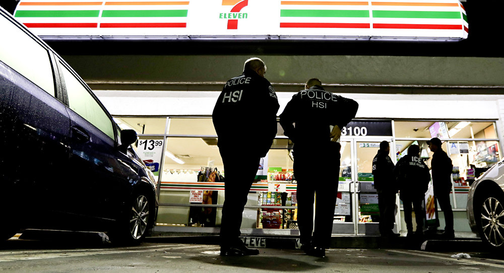 ICE Raids Nearly 100 7-Eleven Stores