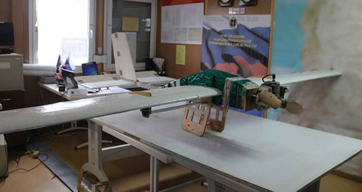 Drones used to attack Russian military facilities in Syria