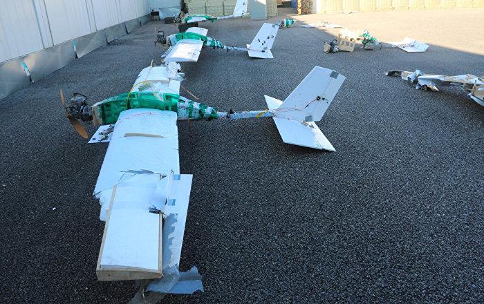 Russian Air Defenses at Hmeimim Base Destroy 16 Militant Drones in August