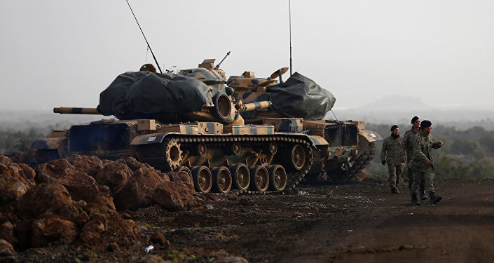 Turkish attack highlights Syrian Kurds' isolation