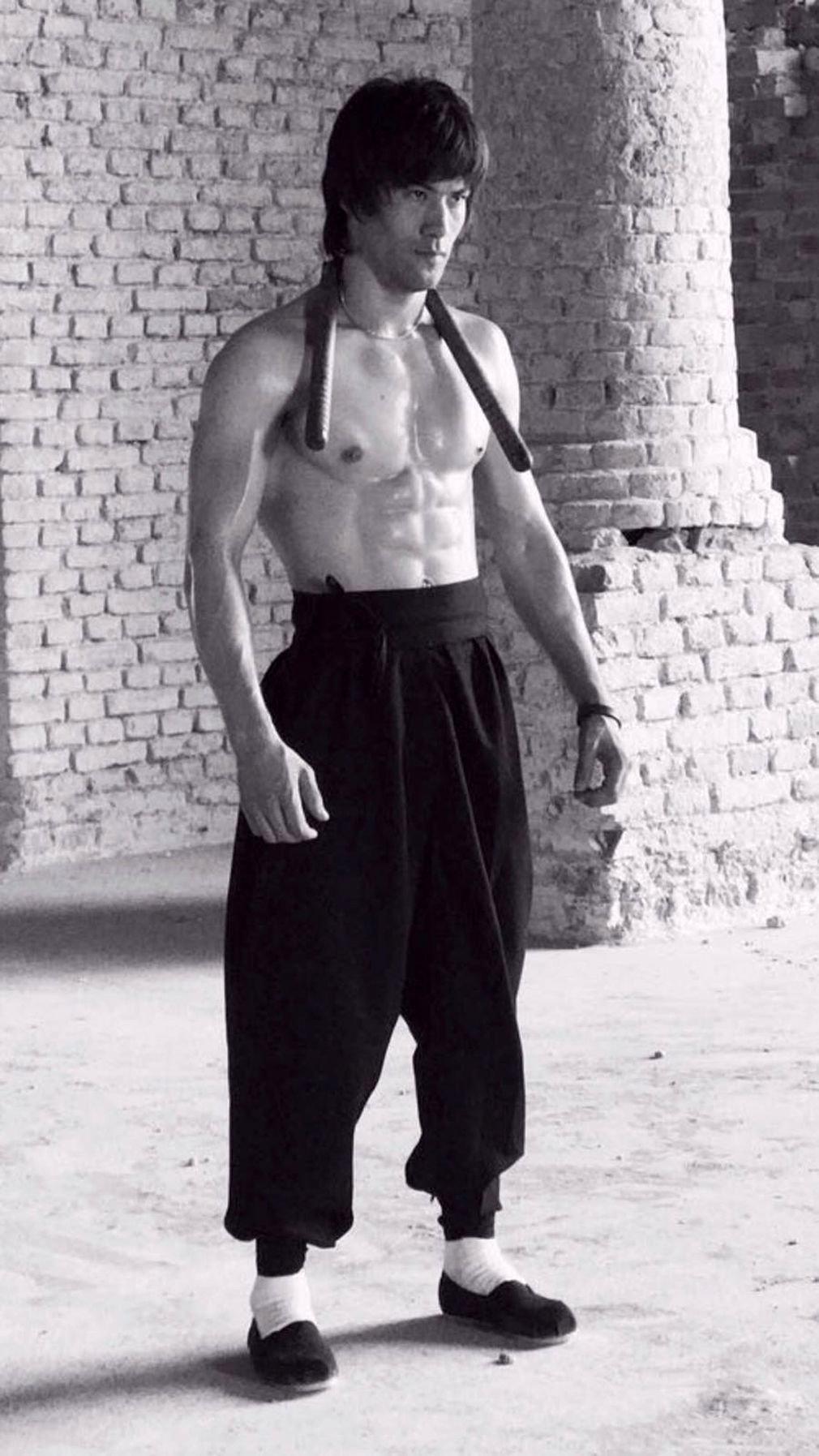 'Afghan Bruce Lee' Abbas Alizada