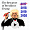 The first year of President Trump