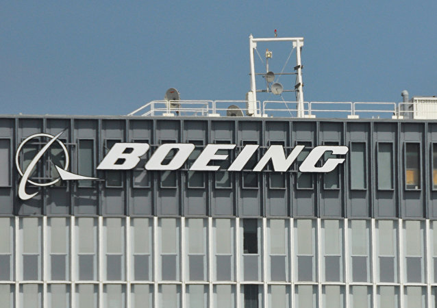 Boeing Building in Los Angeles