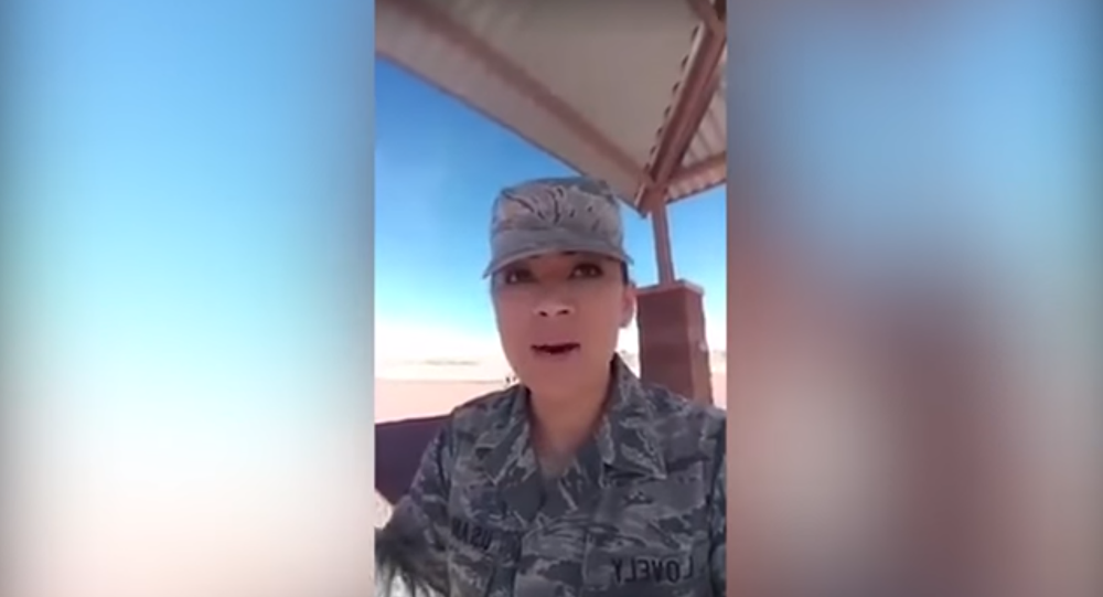 Technical Sergeant Geraldine Lovely gets suspended over racially charged rant on Facebook