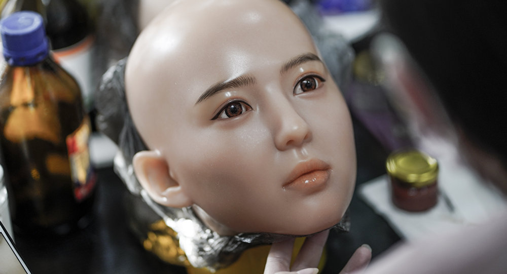 March of Progress: Smart Talking Sex Dolls Come to China