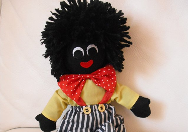 Gollywog doll