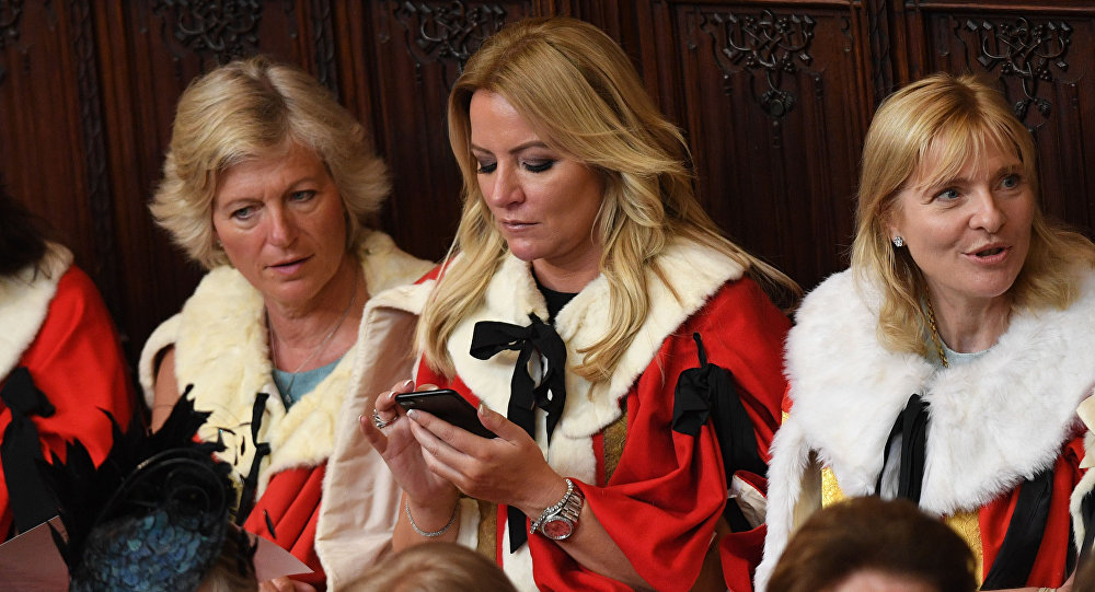 Baroness Michelle Mone launches cryptocurrency to 'encourage women to invest in tech'