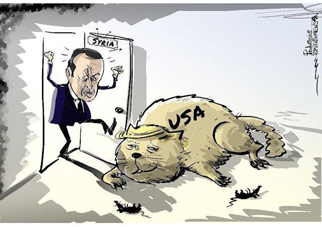 Erdogan vs US