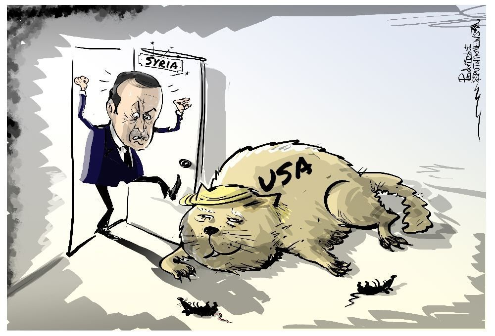 Erdogan vs US