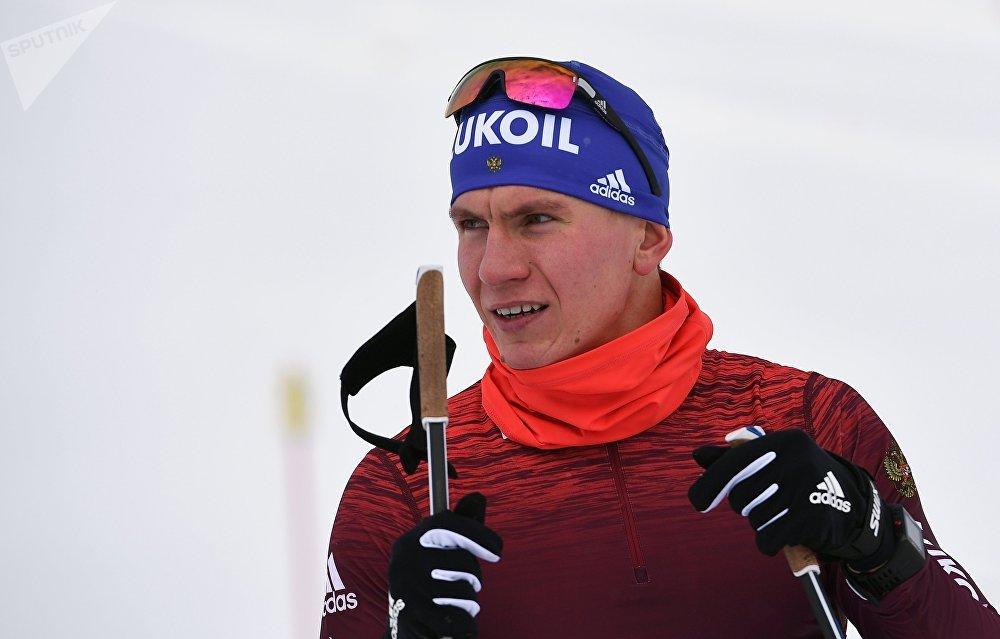 Alexander Bolshunov
