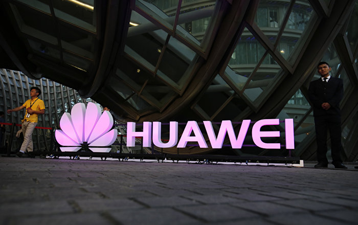 Chinese Diplomat Mocks Trump Over Huawei Row With Graphic Joke