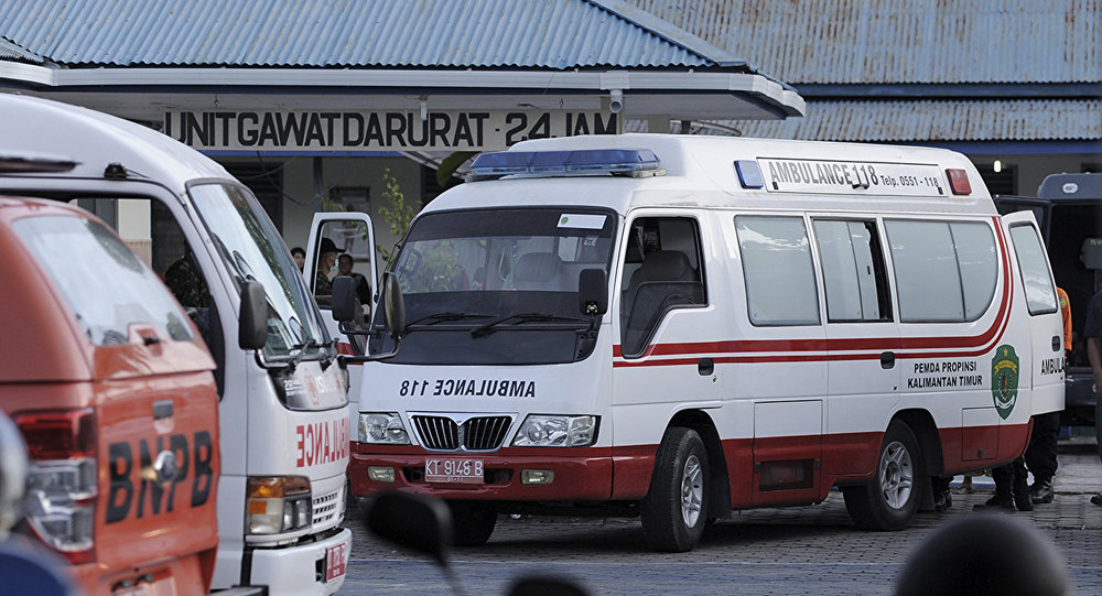 Ambulances in Indonesia
