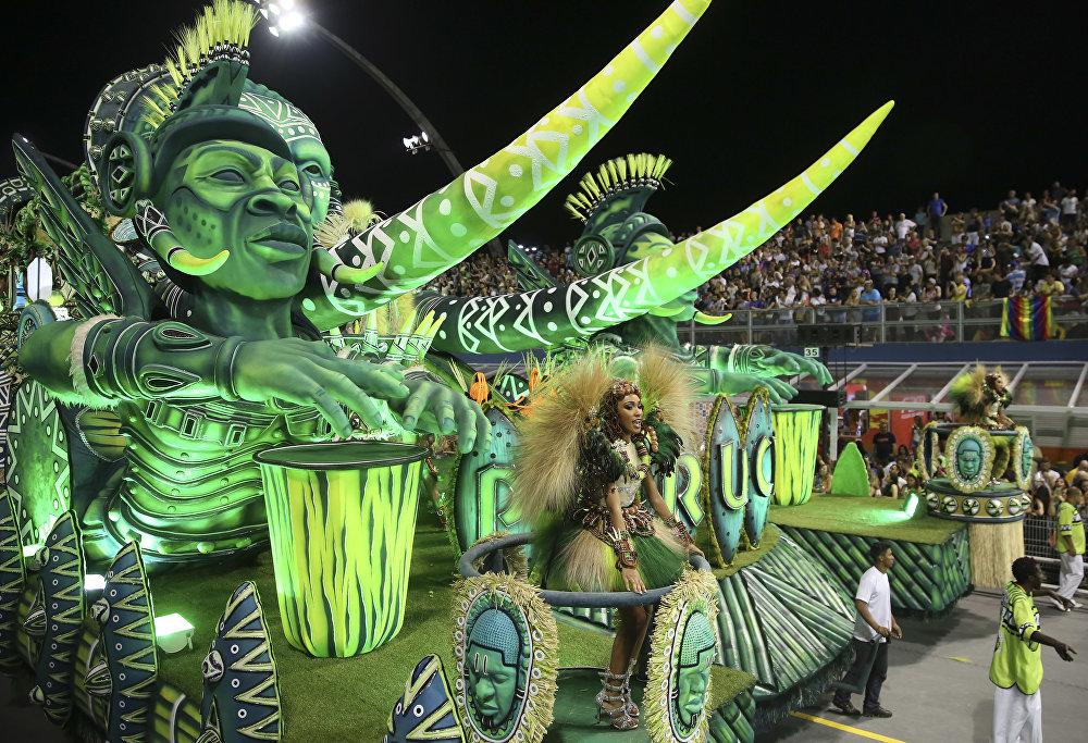 Let's Go Party: Carnival in Brazil