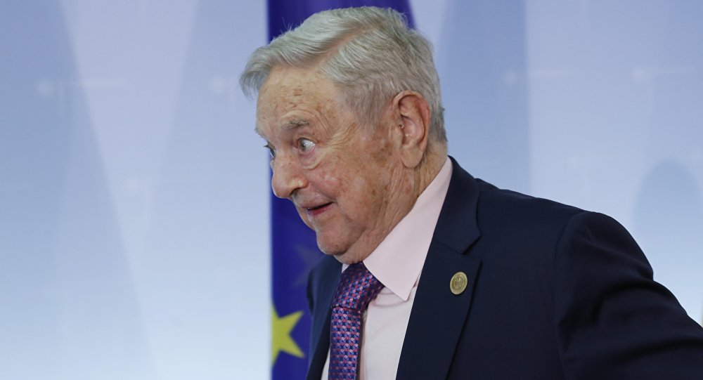 George Soros: I won't 'butt out' of Brexit politics