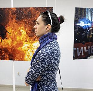 The Andrei Stenin International Photo Contest. File photo