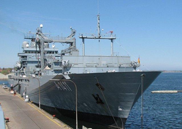 Flensburg shipbuilding company
