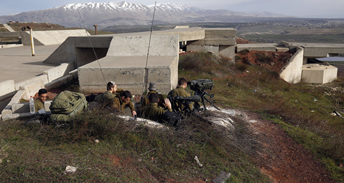Israel sends military reinforcements to Lebanon, Syria borders