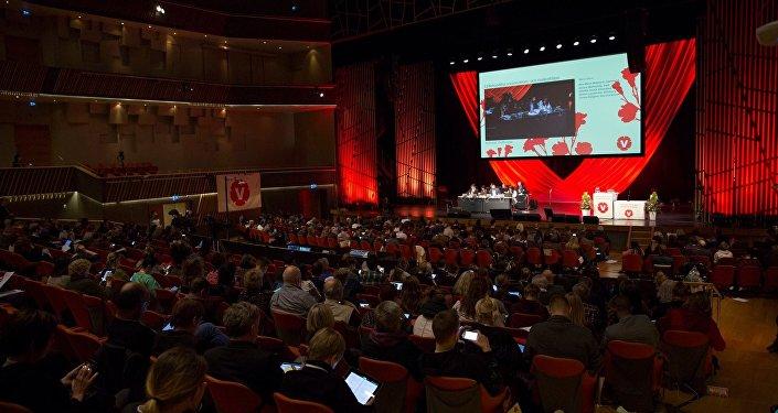 Vänsterpartiets kongress 2018