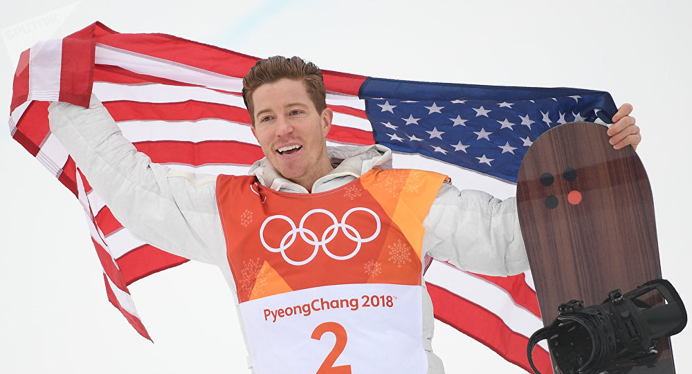 Who is the youngest American gold medal victor  in Winter Olympics history?