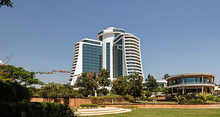 Pearl of Africa Hotel, Kampala, Uganda