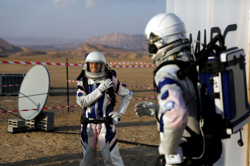 Creating Mars on Earth: How Israeli Scientists Prepare For Mission to the Red Planet