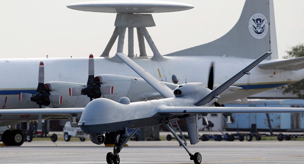 General Atomics Wins $400Mln to Build 36 Reaper Drones for US Air