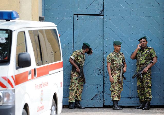 SriLanka ambulance. (File)