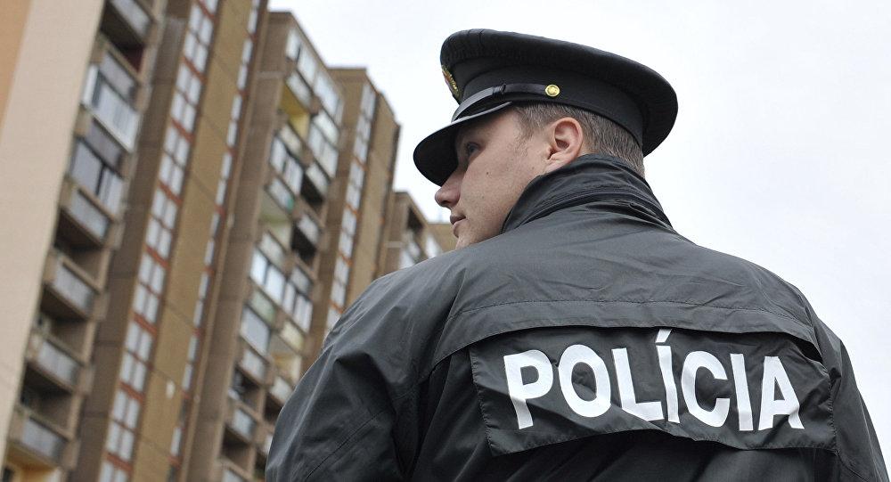 Slovakian police. (File)