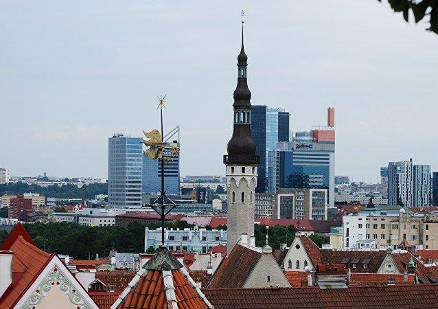 Tallinn view. (File)