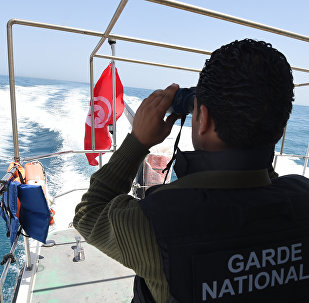 A member of the Tunisia's national guard (File)
