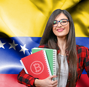 A training center to teach citizens on cryptocurrency has opened in the Venezuelan capital Caracas