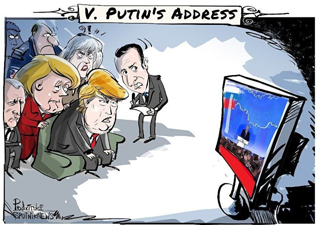 Putin's address