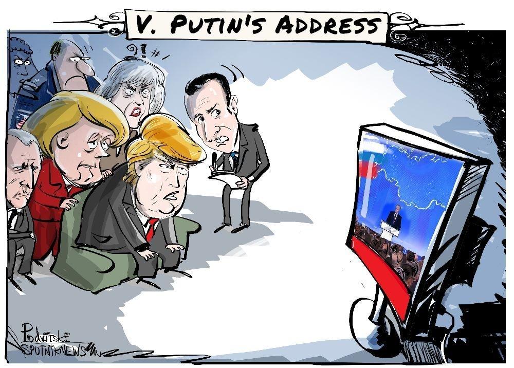 Putin's address