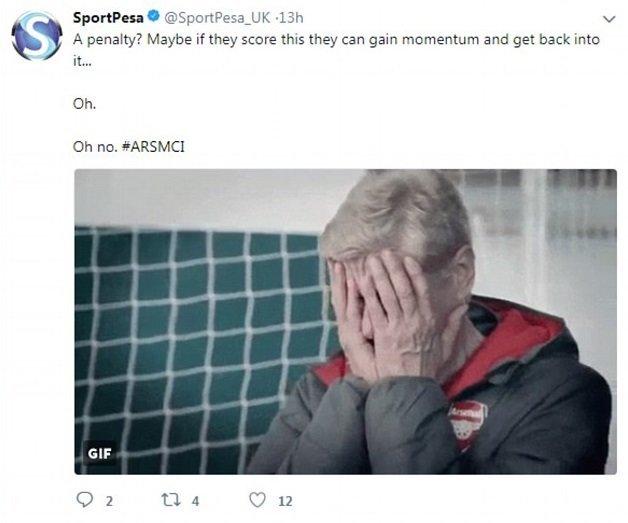 SportPesa twitter