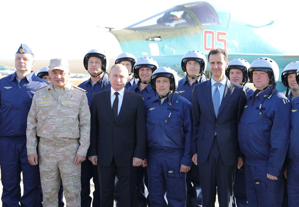 Vladimir Putin: Territorial Integrity, Economic Growth, Multipolarity