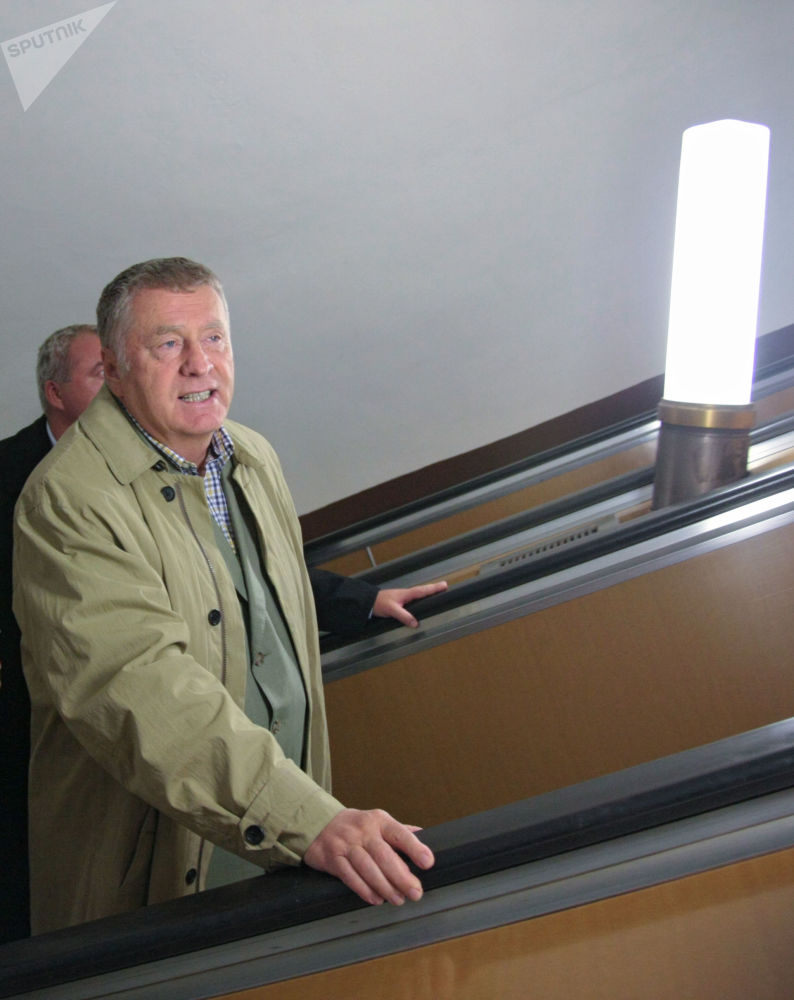 Vladimir Zhirinovsky: Industrialization Without Migrants