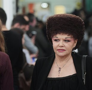 December 1, 2016. Valentina Petrenko, Federation Council member and chair of the Mothers of Russia national public movement, before Vladimir Putin's Annual Presidential Address to the Federal Assembly, at the Kremlin