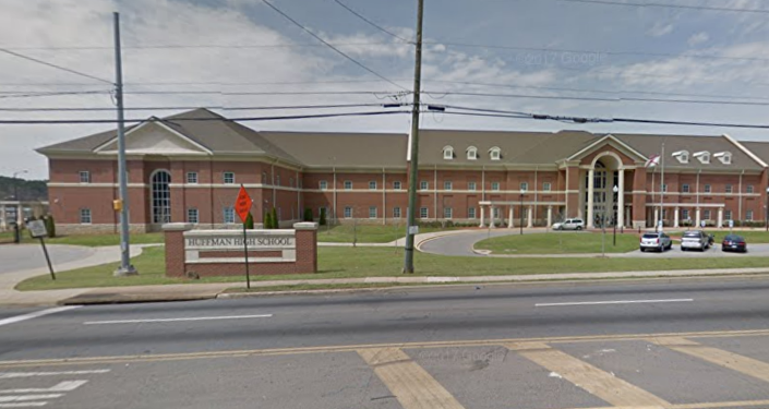 Alabama's Huffman High School