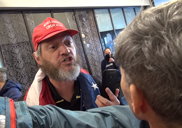 Trump supporters threaten to burn down bookstore