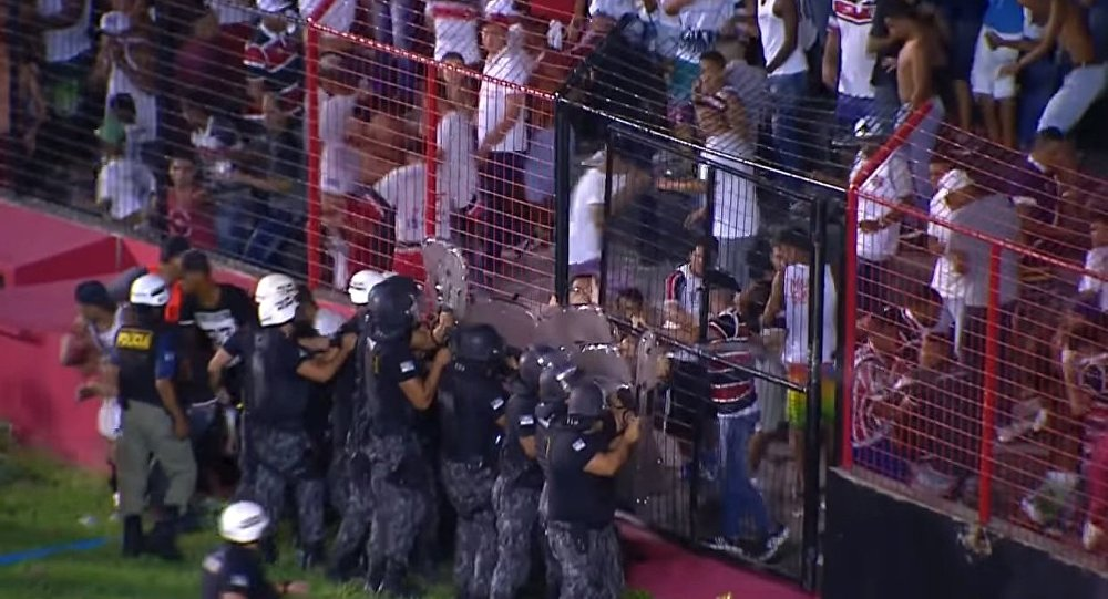 Sport Recife vs Santa Cruz
